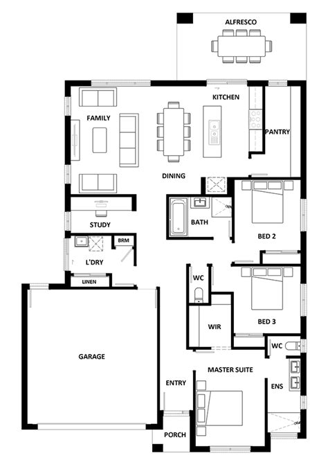 hotondo homes floor plans erskine 202 home design house design erskine 202