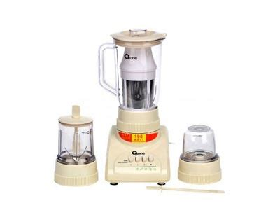 Blender Oxone Ox 863 electronic city oxone blender plastic ivory ox 863