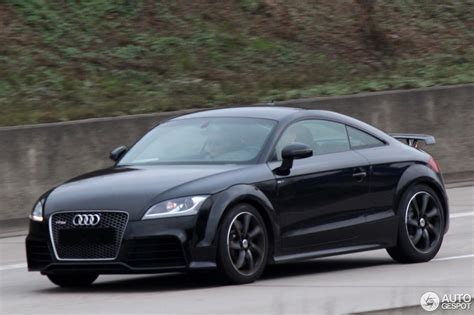 Tt Audi 2014 by Audi Tt Rs 22 Januar 2014 Autogespot