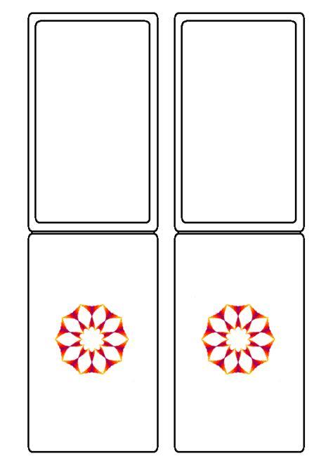 Blank Tarot Templates Aeclectic Tarot Forum Blank Tarot Card Template