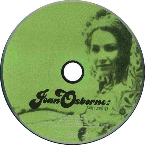 Cd Joan Osborne Early Recordings car 225 tula cd de joan osborne early recordings portada