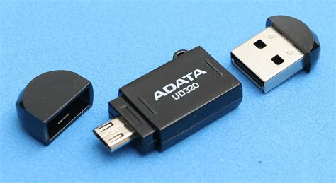 Usb Otg Adata adata dashdrive durable ud320 usb otg flash drive review the gadgeteer
