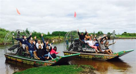 parks with boat rides near me airboat tour r locations in melbourne florida