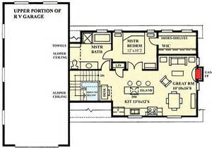 Rv Garage Plans With Apartment by 1000 Ideas About Rv Garage On Pinterest Rv Garage Plans