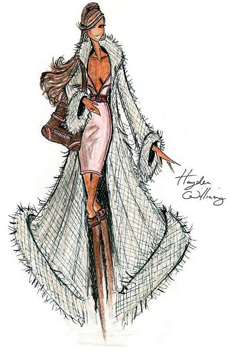 hayden williams fashion illustrations may 2011