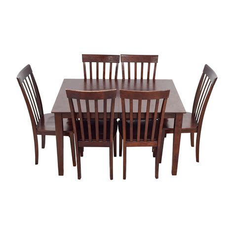 Bobs Dining Room Chairs 84 Bob S Furniture Bob S Furniture Dining Room Table And Chairs Tables