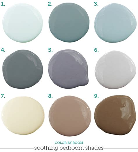 soothing paint colors 25 best ideas about calming bedroom colors on pinterest