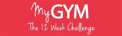12 week challenge the 12 week challenge my fitness