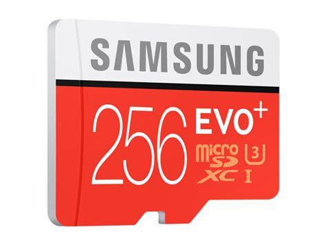 Memory Card Hp 256gb micro sd evo 256gb memory card w adapter memory storage mb mc256da am samsung us