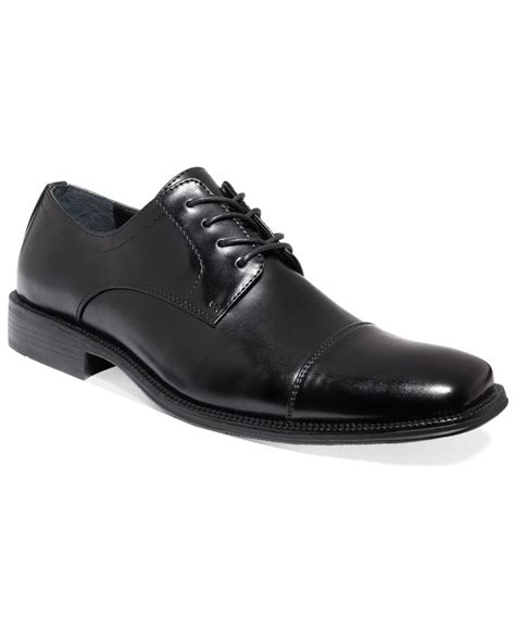 alfani oxford shoes alfani s adam oxfords extended widths available in