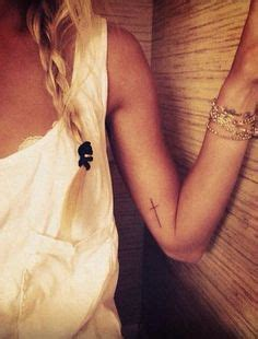 skinny cross tattoo 15 cross tattoos for and 10 tattoos