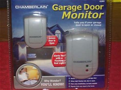 Chamberlain Cldm1 Garage Door Monitor by New Chamberlain Garage Door Monitor Universal Door Sensor
