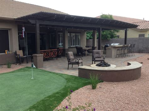arizona backyard ideas with l andscape phoenix and
