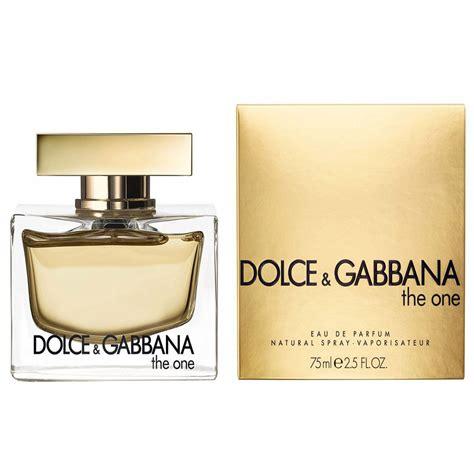 Parfum Dolce Gabbana One the one by dolce gabbana eau de parfum feminino azperfumes