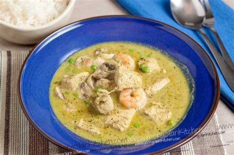 Thai Kitchen Green Curry Recipe by Thai Green Curry Paste Recipe Chicken Prawn Thai Green