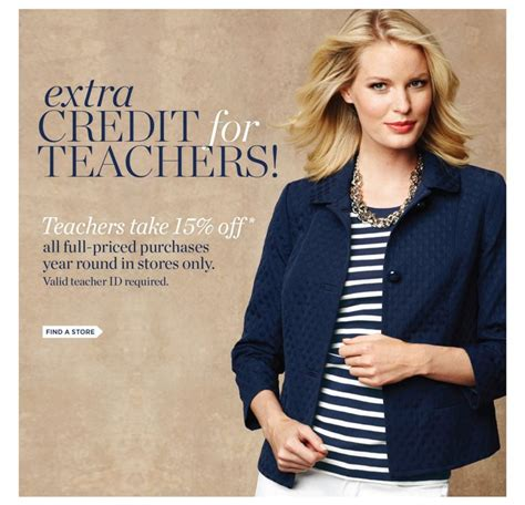 Talbots Gift Card Where To Buy - education discount for talbots