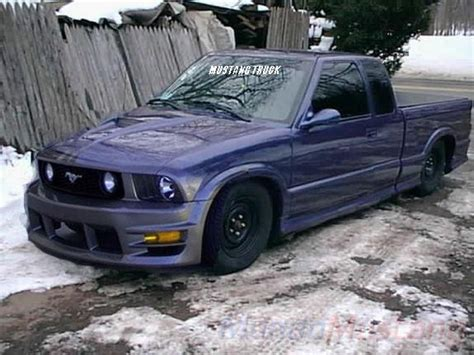 don t use it as a truck the mustang source