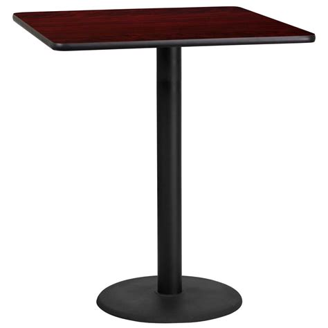 flash furniture 36 square laminate table top