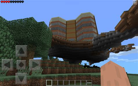 survival maps for minecraft pe minecraft pe 0 9 0 floating mansion survival island