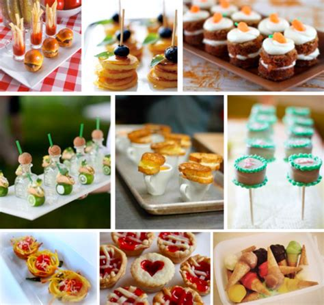 Wedding Food by The Wedding Insiders 2013 Wedding Food Trend Mini Bites