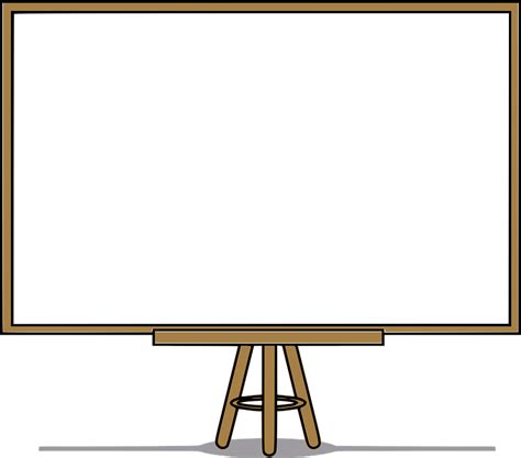 Papan Tulis White Board Set Fancy Anak Anak free vector graphic whiteboard white board blank free image on pixabay 303145