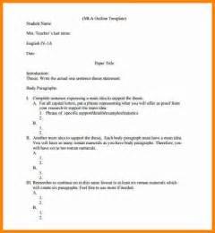 mla format resume 5 outline mla format cinema resume