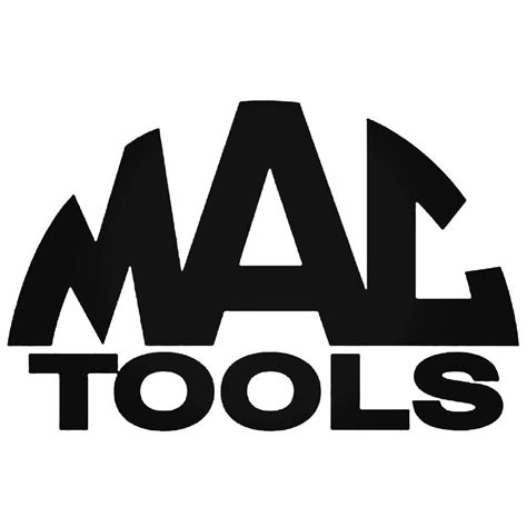 Mac Aufkleber by Mac Tools Decal Sticker