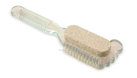 Foot Care Pumice Brush Oriflame pumice with handle nail brush china wholesale pumice with handle nail brush