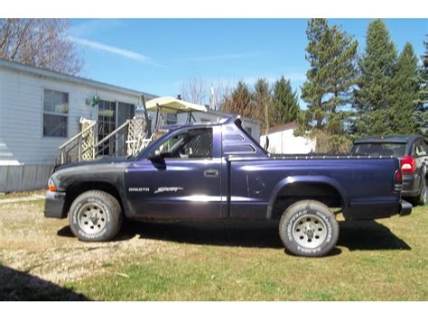 car owners manuals for sale 1999 dodge dakota interior lighting used 1999 dodge dakota private car sale in clune pa 15727