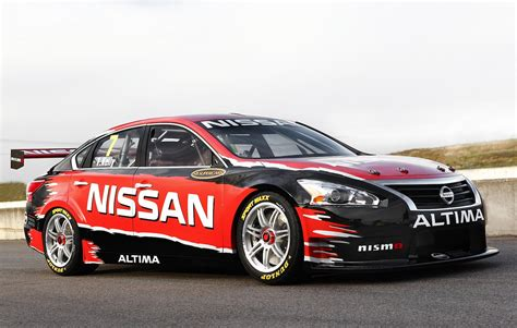 nissan supercar nissan altima v8 supercar shakedown video photos 1 of 12