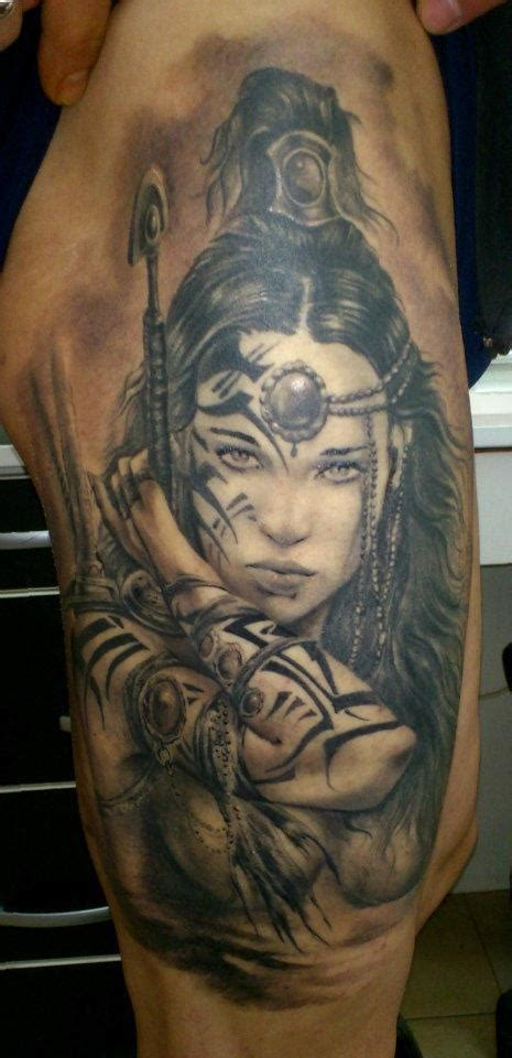 lady warrior tattoo designs 17 best images about warriors on lara