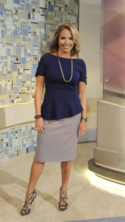 Is Katie Couric Skin Warm Or Cool Considered | 62 best katie couric images on pinterest