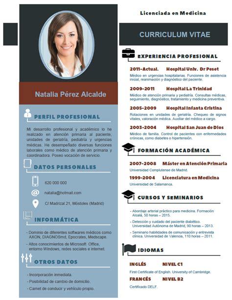 Plantillas De Curriculum Para Ingenieros curriculum profesional plantillas de cv para empresas