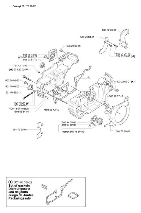 husqvarna 55 rancher parts diagram husqvarna 55 rancher parts list and diagram 2007 02
