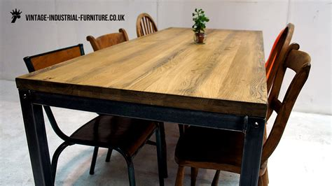 vintage oak dining table and chairs solid oak deco oak
