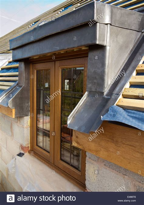 Building A Dormer Window Self Building House Traditionally Constructed Wooden