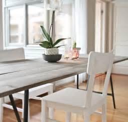 Délicieux Ikea Bahut Salle Manger #2: table-sall-manger-diy-ikea-2-500x478.jpg
