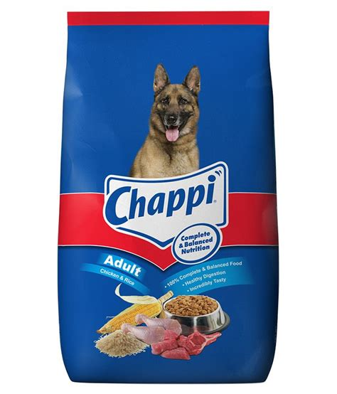 Produk Brand Canine Selection 20kg chappi food chicken rice 20 kg pack buy chappi food chicken