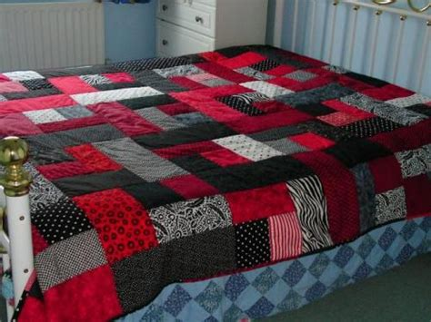 King Size Patchwork Quilts - how to make patchwork quilts 24 creative patterns guide