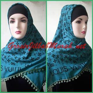 Segiempat Katun Silky Kode A6 grosir jilbab murah grosir jilbab jilbab murah kerudung segiempat motif lv