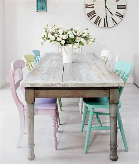 shabby chic dining room chairs best 20 shabby chic dining ideas on shabby