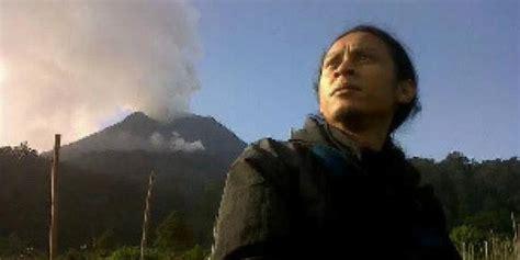 film dokumenter gunung rizal sedang buat film dokumenter saat tewas di sinabung