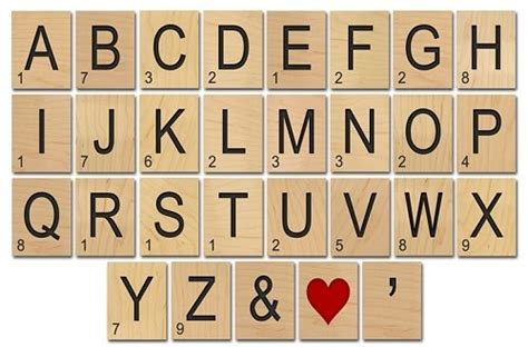 je words for scrabble 25 beste idee 235 n scrabble muur op