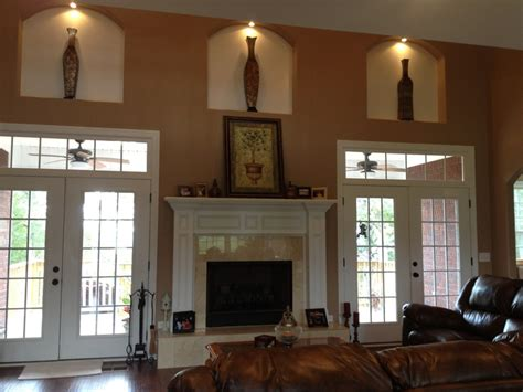 Decorating Living Room With Ls by Living Room Decorating Niches Decor