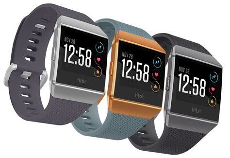Fitbit Ionic fitbit ionic smart ablogtowatch