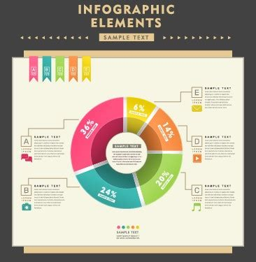 business infographic creative design 890 over millions
