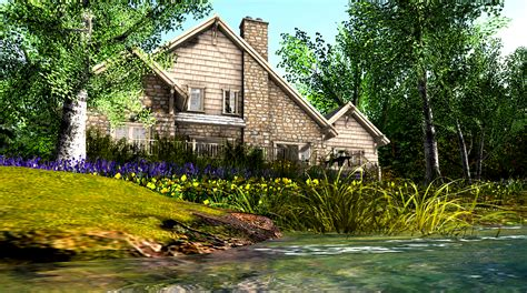 lake side houses beautiful lakeside homes images