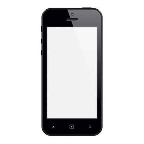 phone screen template touch screen iphone template vector free