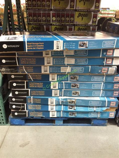 whalen 5 shelf storage rack industrial strength steel