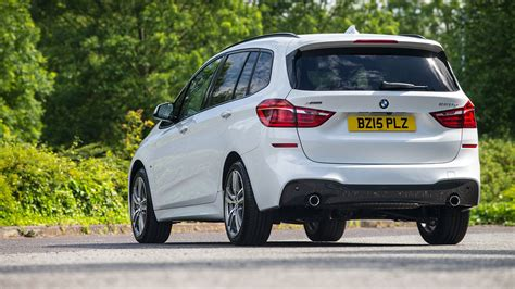 how many series does bmw bmw 2 series gran tourer 220d xdrive m sport 2015 review